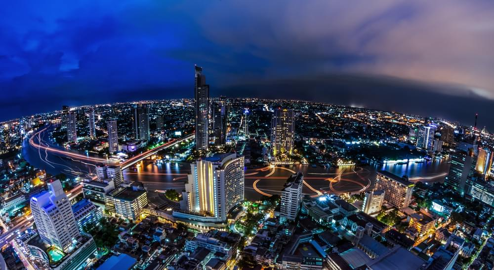 Where Is Bangkok S Central Business District Fresh